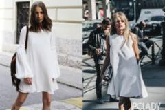 小白裙才是夏天最应有的装备!
