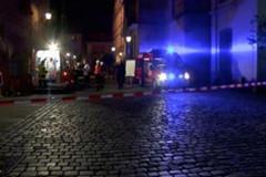 德国餐馆发生爆炸致1死12伤