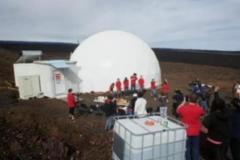 模拟火星一年6名科学家将出关