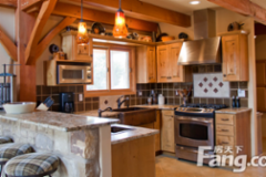 小户型厨房 到底咋设计?