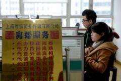 中国去年380万对夫妇离婚 婚外情是头号杀手