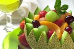 水果与体质的10大养生巧搭配