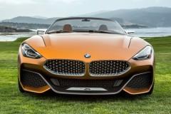 全新宝马Z4概念车正式发布