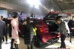 新疆冬季车展:国产车受青睐