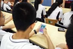 玩手机会毁掉孩子的成绩