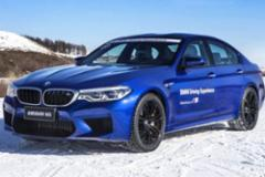 全新BMW M5上市