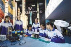 中学生自制小卫星下半年将升空