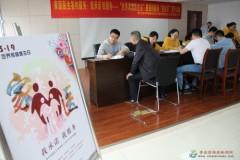 长江路街道家庭医生签约活动