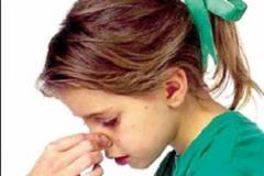 女童听力下降 竟是鼻炎闹的