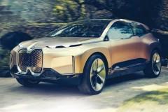 宝马发布自动驾驶概念SUV