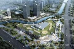 胶州的龙湖天街规划问世