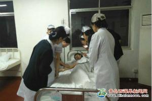 新区中医医院在青岛市安全输液全流程大赛中勇夺佳绩