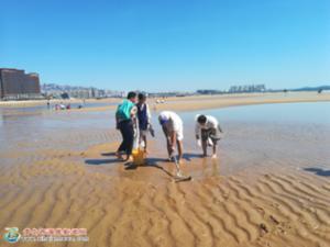 海边乐游玩