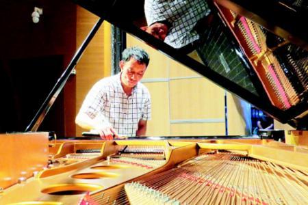 国际顶级钢琴赛事奏响西海岸