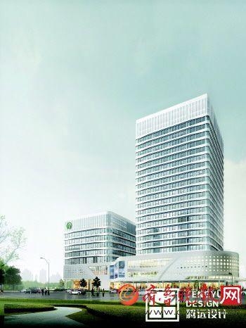海岸新区总体规划系列报道:地铁1号线控制中心-青岛