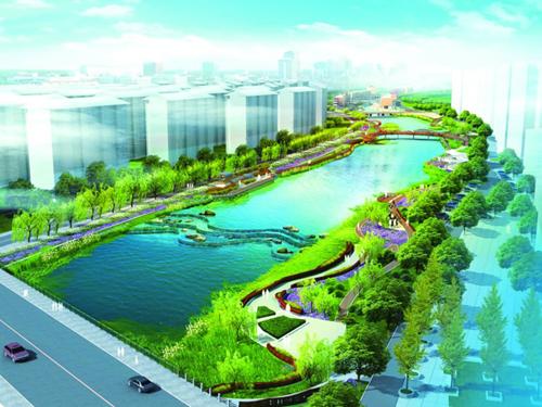 李村河作为青岛市李沧区的一条主要河流,为青岛市区最大的水系,是市区