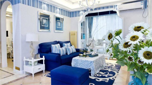 客厅乳胶漆用什么颜色好看?常见客厅油漆颜色效果图