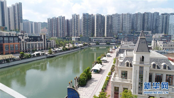 靓丽贵阳城-青岛西海岸新闻网