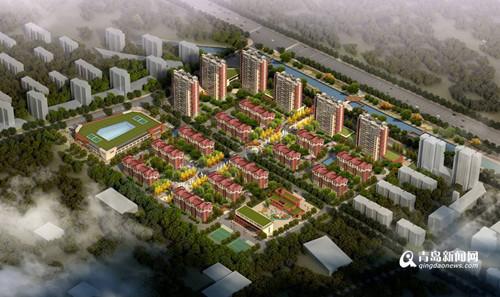 青岛西海岸王台镇规划图图片