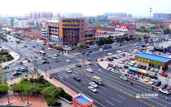 胶州打造现代化空港新区 整治41个老旧小区-青岛西