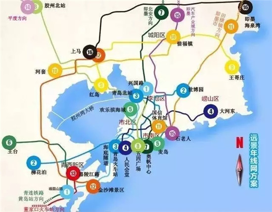 山东县市区gdp排名:西海岸雄踞第一 新区全面爆发