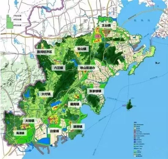 新区时政 > 正文   青岛西海岸规划17个产业小镇:国际合作小镇,国际自