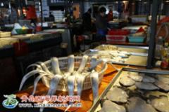 休渔期来临 小海鲜成市场主流